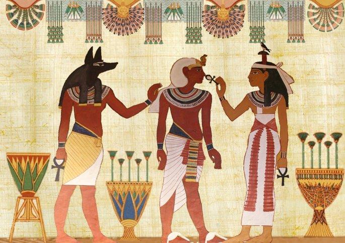 Cancro, Fondazione Bartolo Longo, Antico Egitto, Papiro, Edwin Smith,